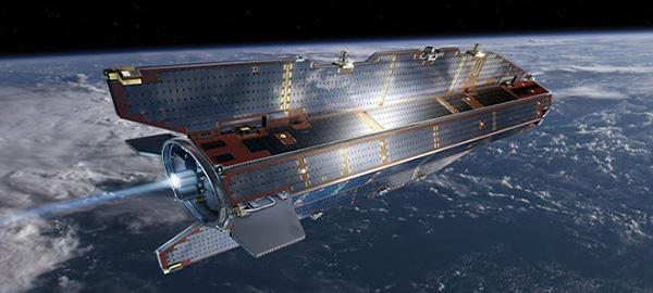 satellite per studiare i terremoti dallo spazio
