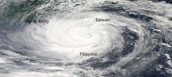 Il Super Tifone Usagi