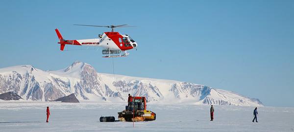 Al via nuovo programma italiano di ricerca in Antartide