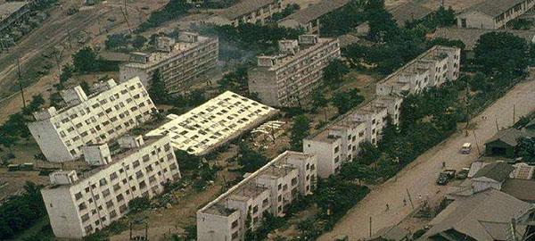 Interventi di miglioramento del terreno come protezione dai terremoti