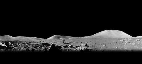 Luna 100 milioni di anni piu giovane del sistema solare