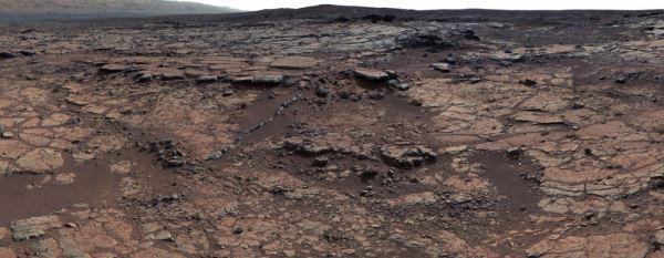 Formazione di Yelloknife Bay, Marte
