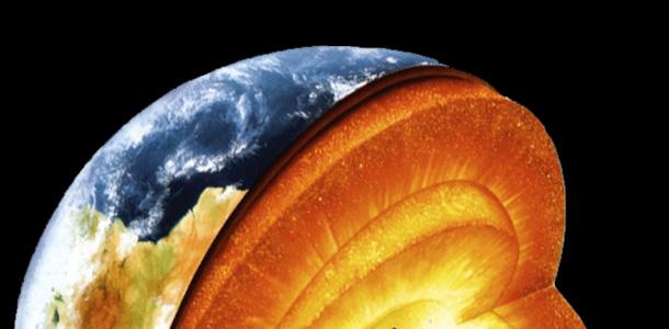 Struttura interna della terra e del Mantello terrestre