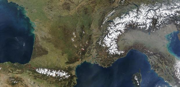 Clima locale legato a variazioni alta atmosfera