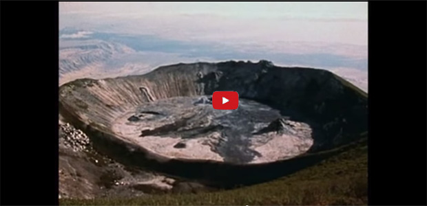 La furia dei vulcani