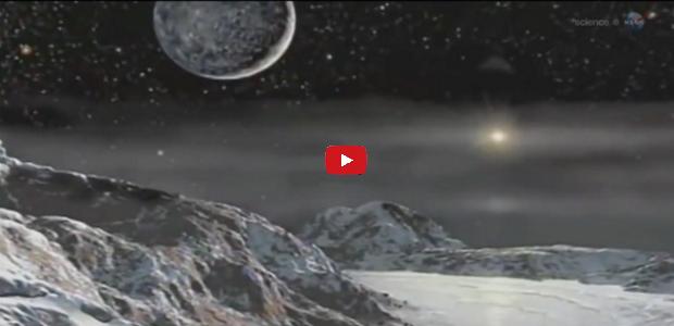 Alla scoperta di un mondo lontano, Plutone