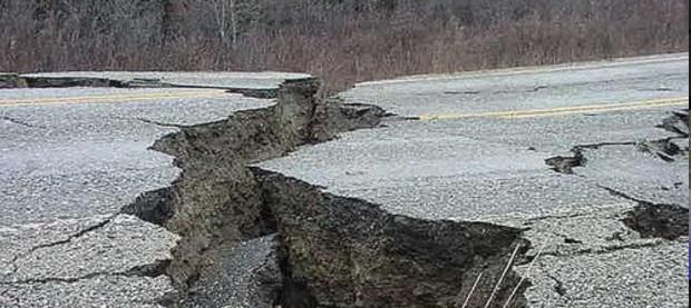 Spiegata l'origine dei terremoti