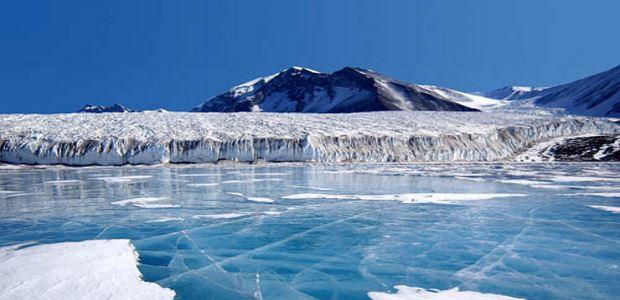 Panorama antartico
