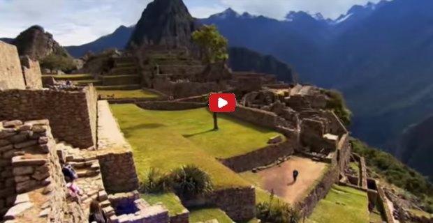 Machu Picchu: il mistero delle Ande