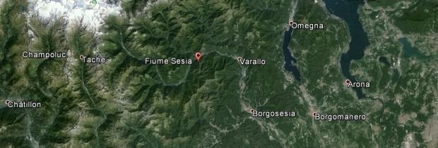 Valsesia e dintorni: tra oceano e supervulcano alle pendici del Monte Rosa
