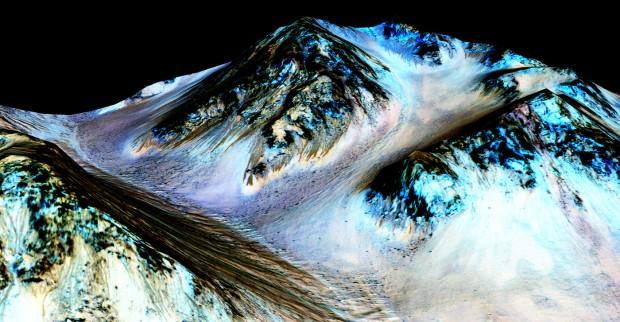 Acqua su Marte: l'importanza della scoperta
